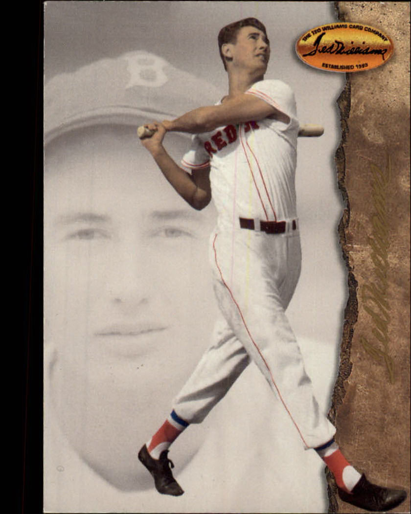 1994 Ted Williams #1 Ted Williams