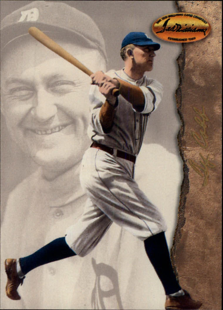 1994 Ted Williams #30 Ty Cobb