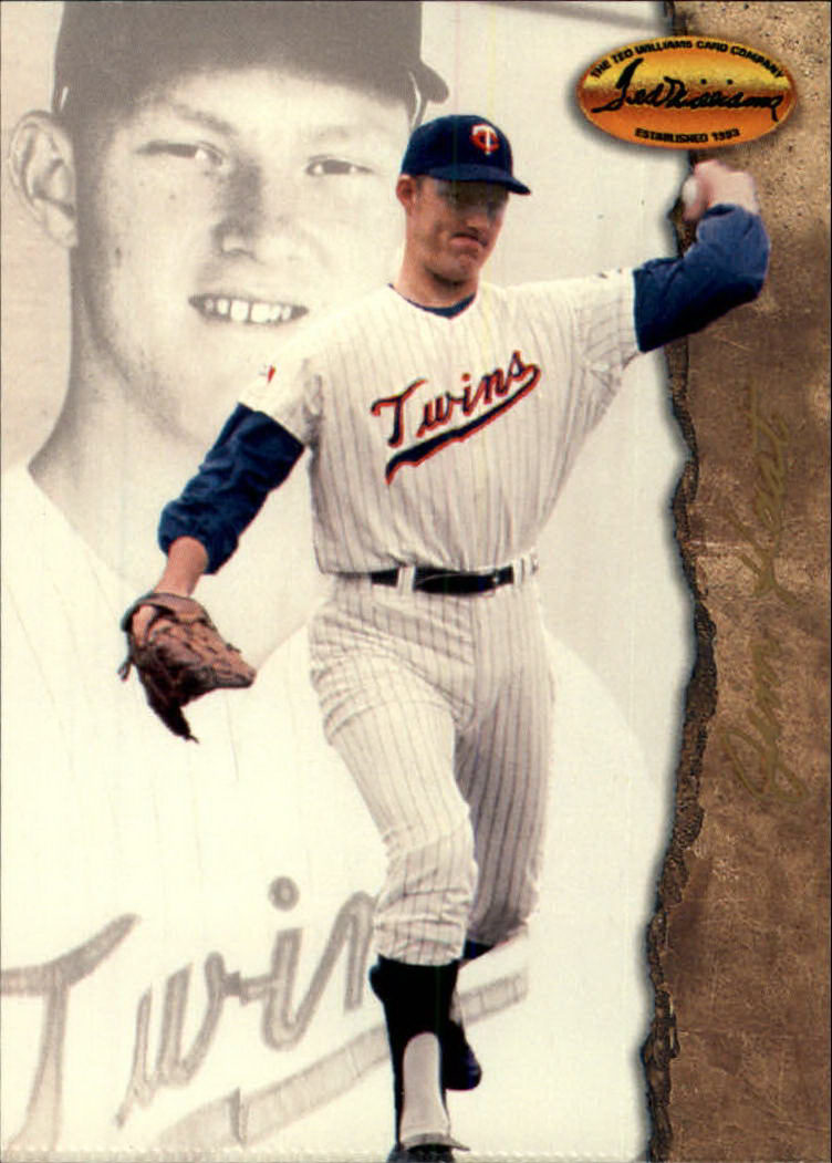 1994 Ted Williams #48 Jim Kaat