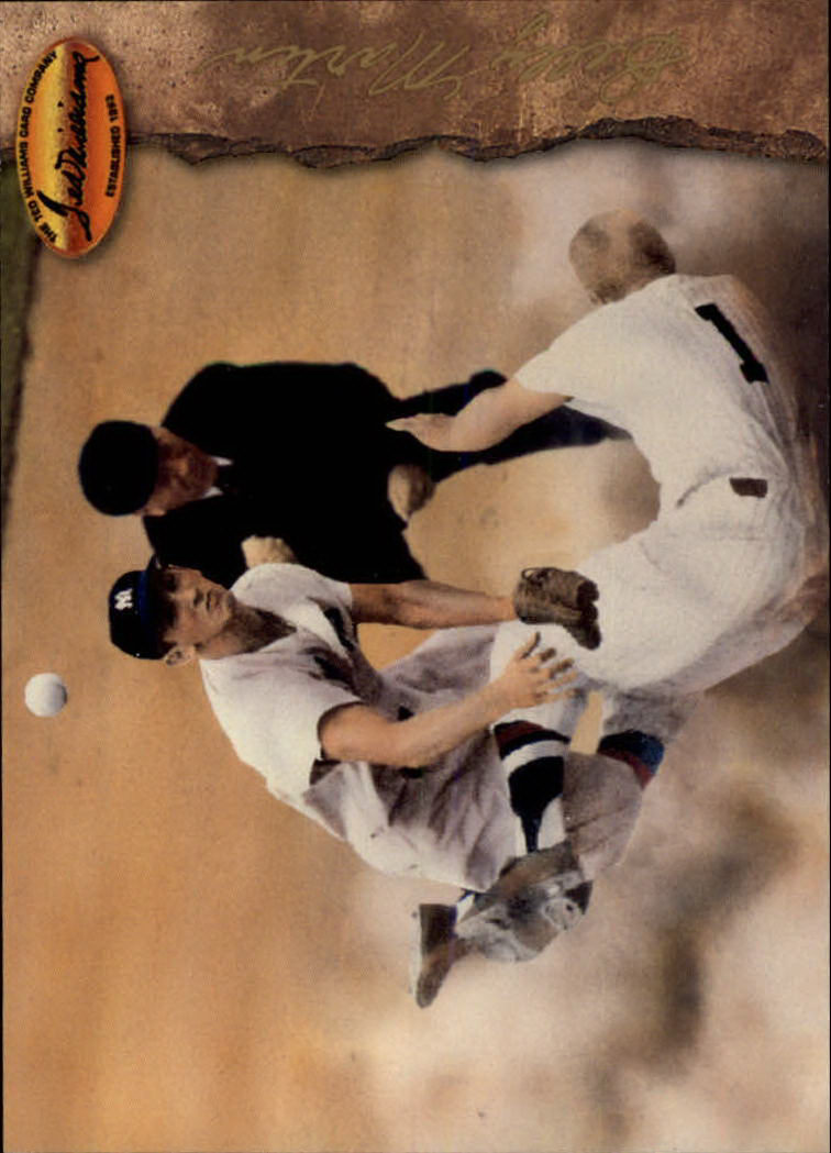 1994 Ted Williams #61 Billy Martin