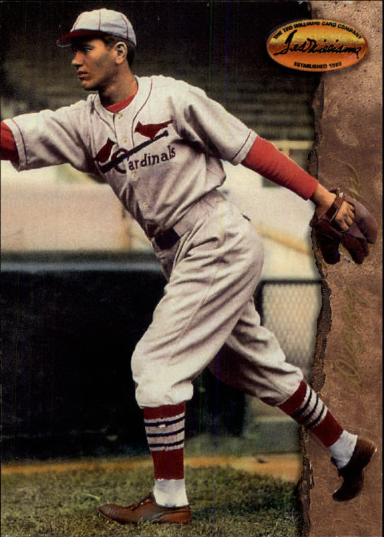 1994 Ted Williams #82 Dizzy Dean