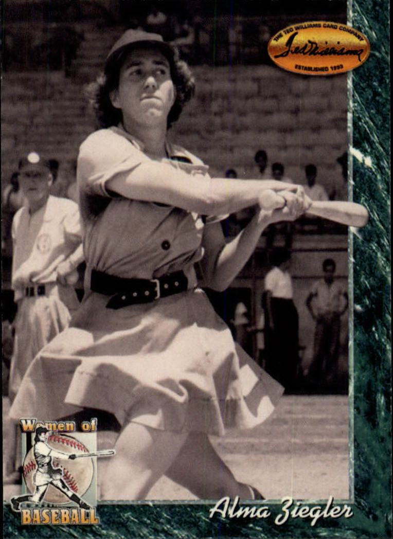 1994 Ted Williams #98 Alma Ziegler