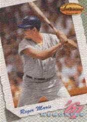 1994 Ted Williams Memories #M27 Roger Maris