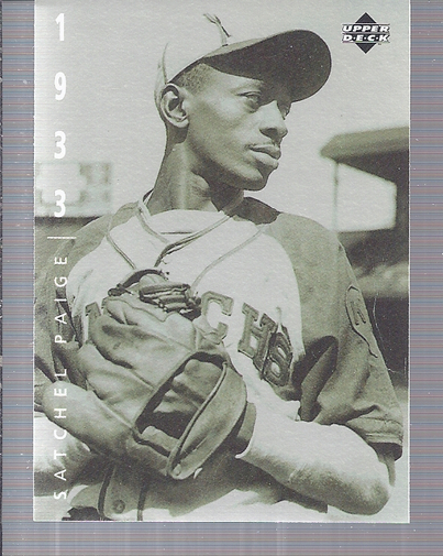 1994 Upper Deck: The American Epic #40 Satchel Paige