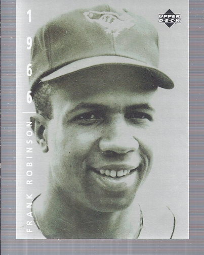 1994 Upper Deck: The American Epic #68 Frank Robinson