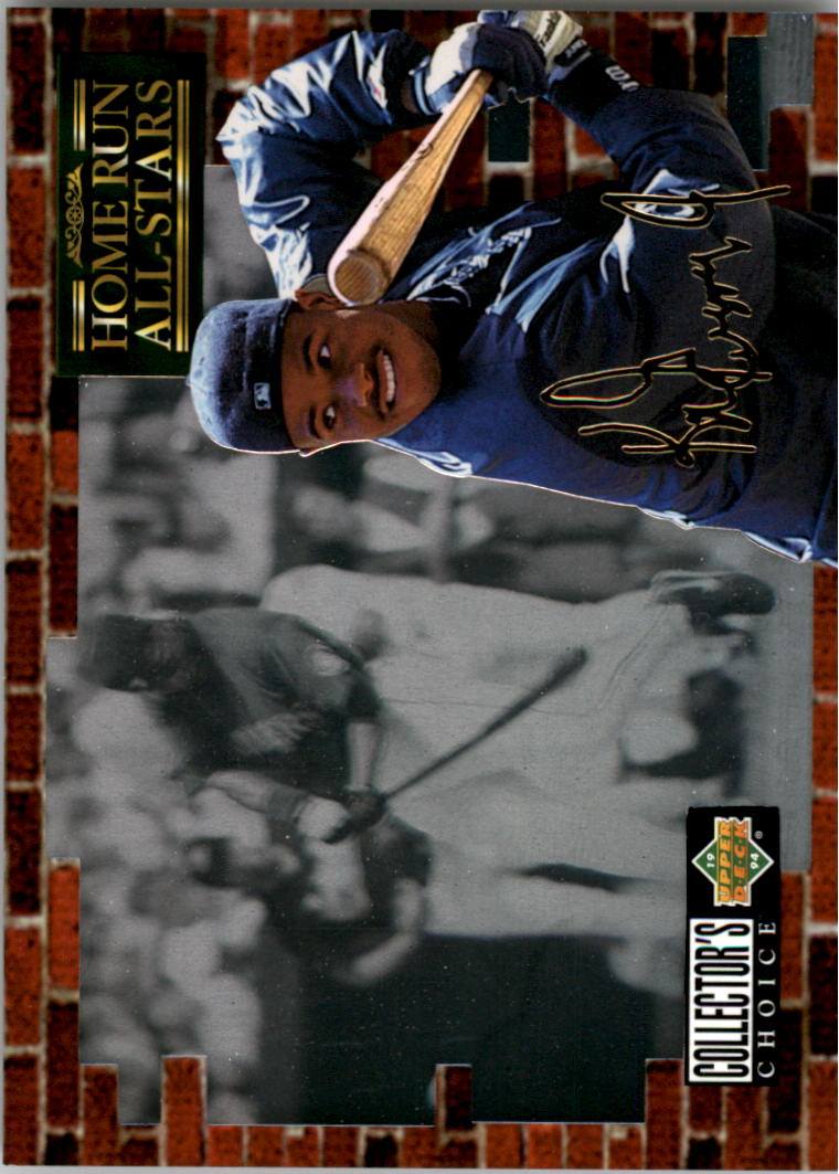 1994 Collector's Choice Home Run All-Stars #HA2 Ken Griffey Jr.