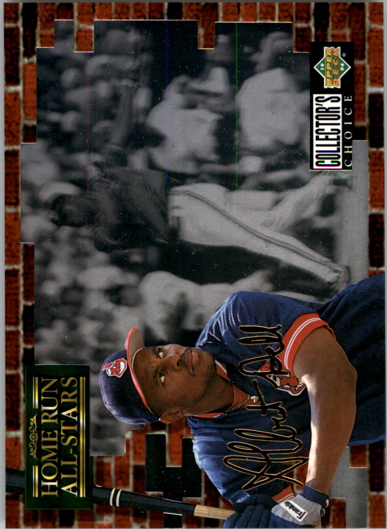 1994 Collector's Choice Home Run All-Stars #HA6 Albert Belle