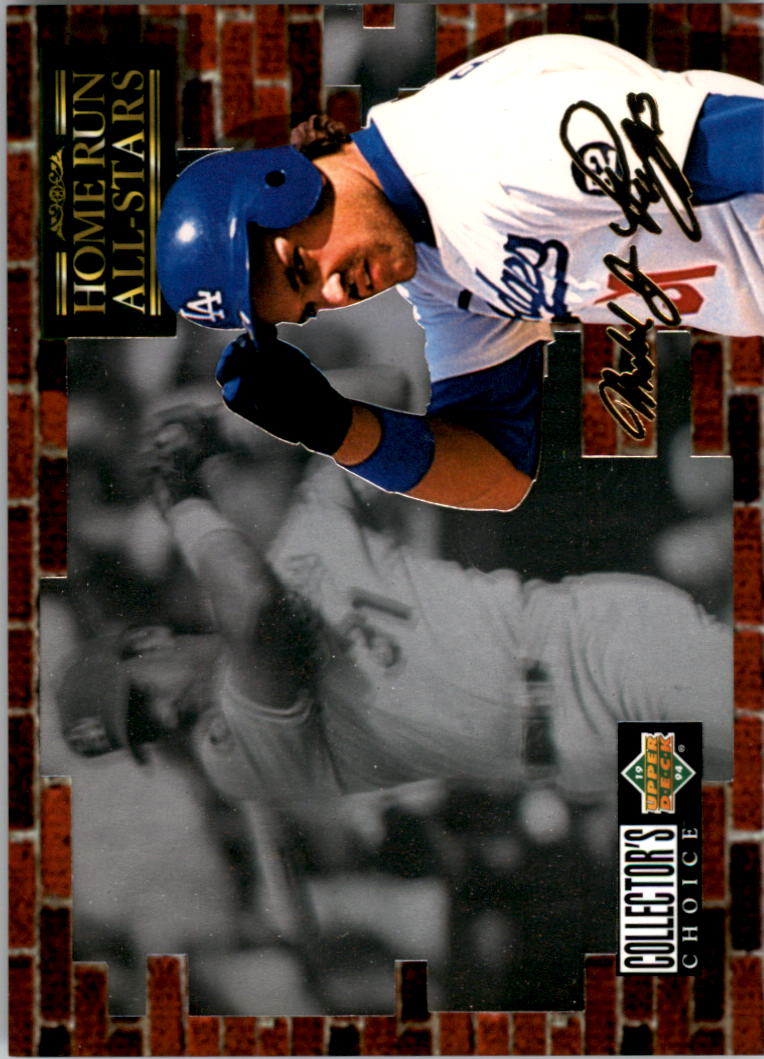 1994 Collector's Choice Home Run All-Stars #HA8 Mike Piazza
