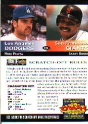 1994 Collector's Choice Team vs. Team #11 M.Piazza/B.Bonds