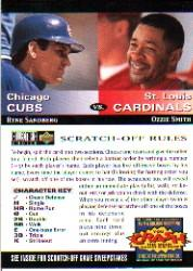 1994 Collector's Choice Team vs. Team #14 R.Sandberg/O.Smith