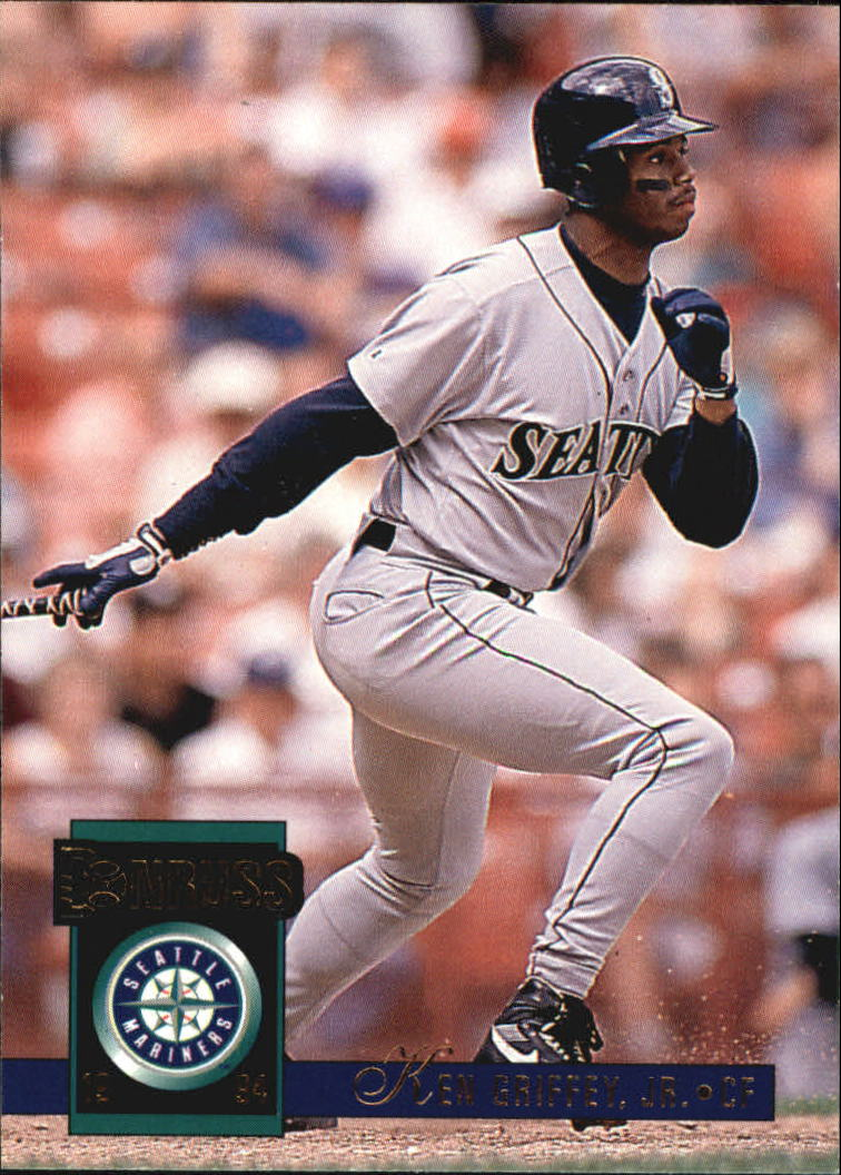 1994 Donruss #4 Ken Griffey Jr.