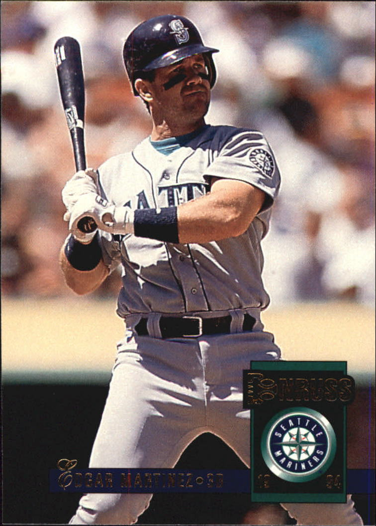 1994 Donruss #268 Edgar Martinez