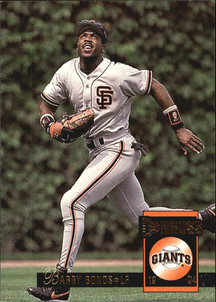 1994 Donruss #349 Barry Bonds front image