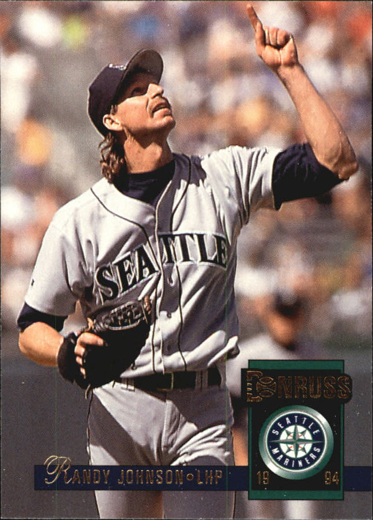 1994 Donruss #352 Randy Johnson