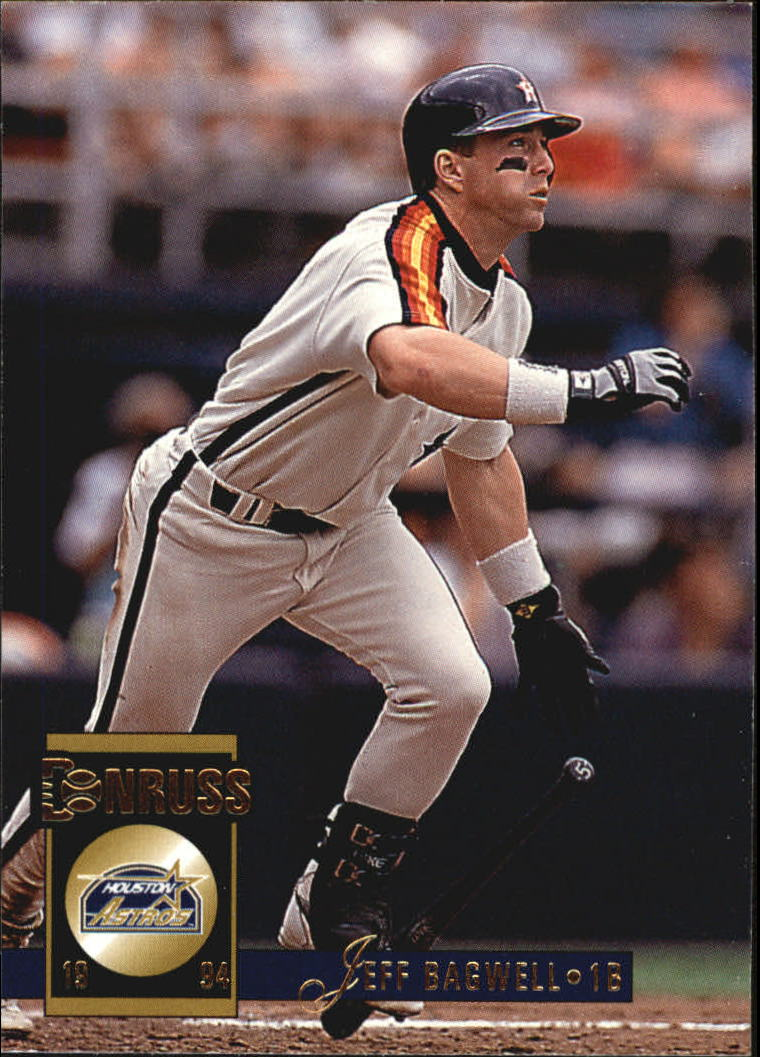 1994 Donruss #365 Jeff Bagwell