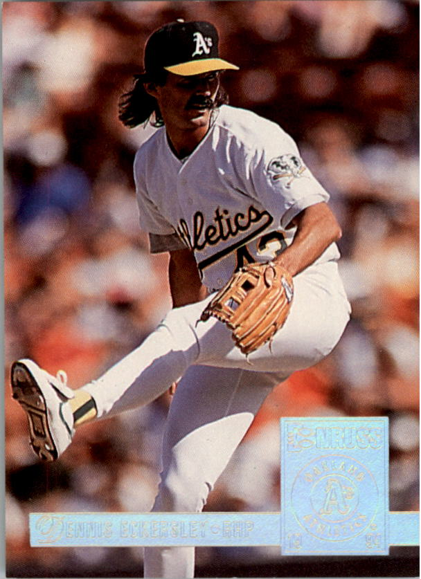 1994 Donruss Special Edition #16 Dennis Eckersley