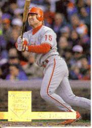 1994 Donruss Special Edition #29 Dave Hollins