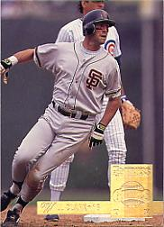 1994 Donruss Special Edition #38 Will Clark
