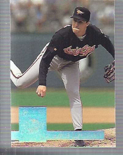 1994 Donruss Special Edition #51 Mike Mussina