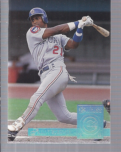 1994 Donruss Special Edition #57 Sammy Sosa