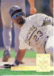 1994 Donruss Special Edition #59 Greg Vaughn