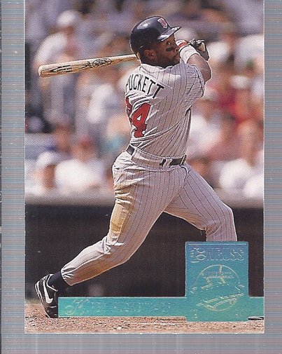 1994 Donruss Special Edition #63 Kirby Puckett