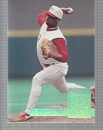 1994 Donruss Special Edition #81 Jose Rijo