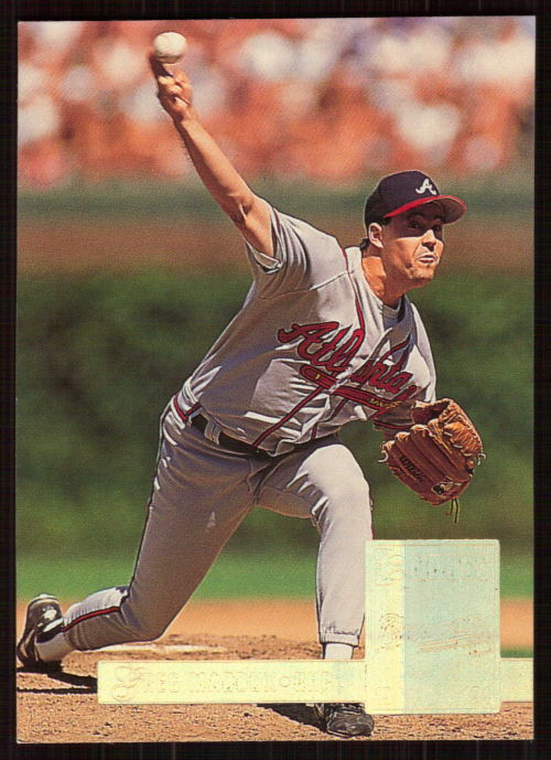 1994 Donruss Special Edition #100 Greg Maddux
