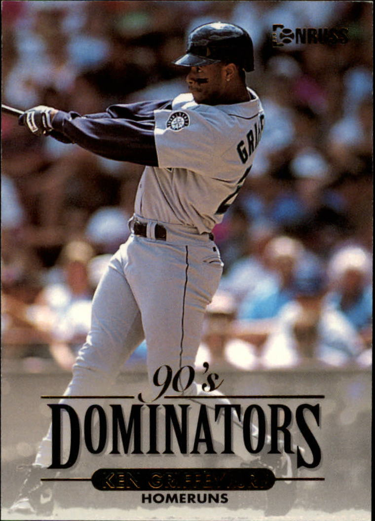 1994 Donruss Dominators #A9 Ken Griffey Jr.