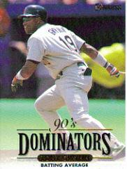 1994 Donruss Dominators #B1 Tony Gwynn