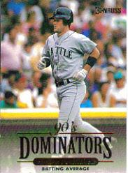 1994 Donruss Dominators #B4 Edgar Martinez