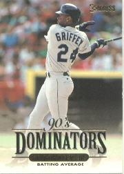 1994 Donruss Dominators #B6 Ken Griffey Jr.