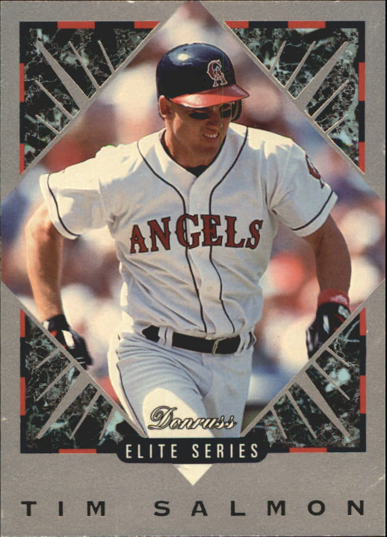1994 Donruss Elite #39 Tim Salmon