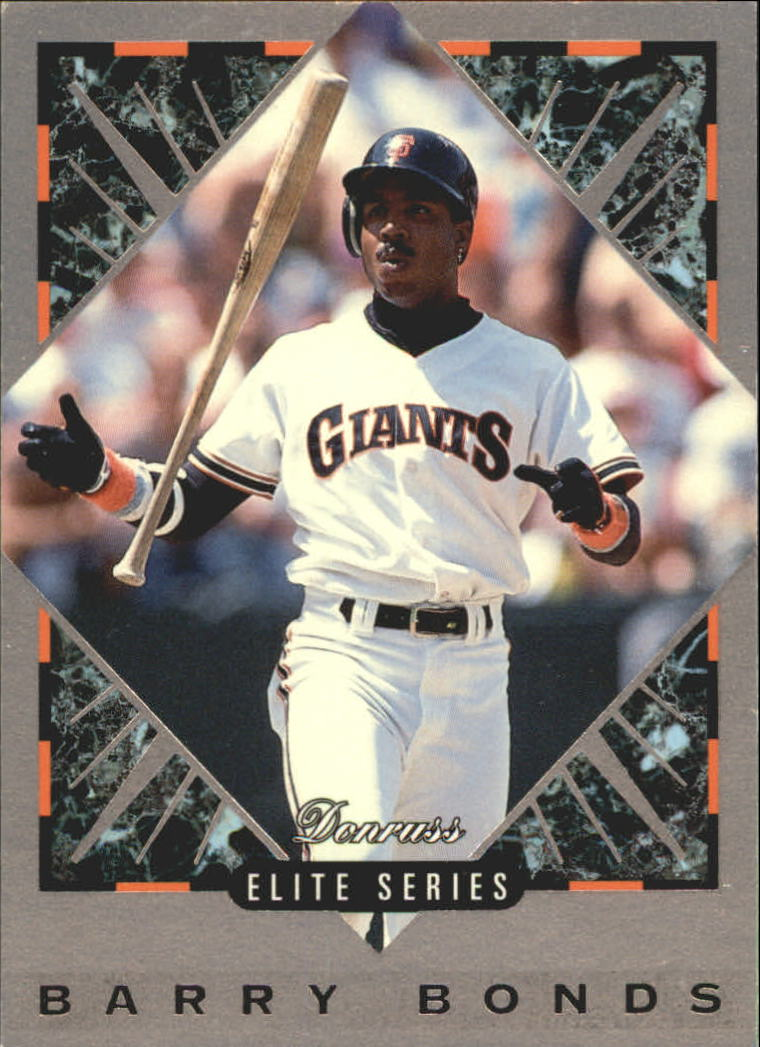 1994 Donruss Elite #44 Barry Bonds