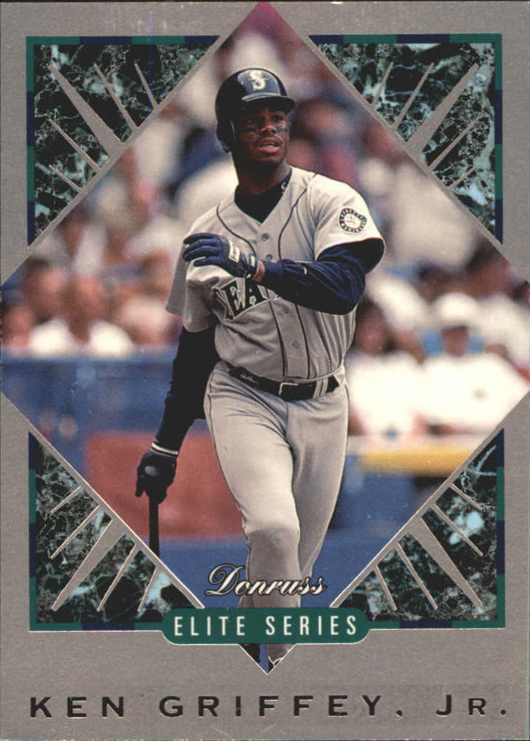1994 Donruss Elite #45 Ken Griffey Jr.