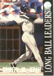 1994 Donruss Long Ball Leaders #5 Ken Griffey Jr.