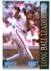 1994 Donruss Long Ball Leaders #9 Barry Bonds