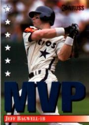 1994 Donruss MVPs #6 Jeff Bagwell