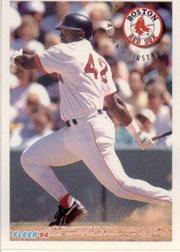 1994 Fleer #45 Mo Vaughn