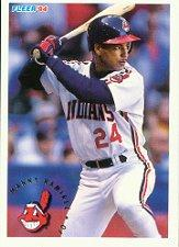 1994 Fleer #119 Manny Ramirez