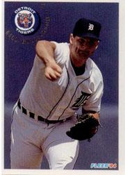 1994 Fleer #134 Bill Gullickson