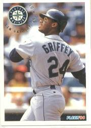 1994 Fleer #286 Ken Griffey Jr.