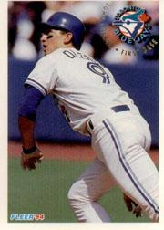 1994 Fleer #340 John Olerud