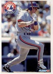 1994 Fleer #554 Larry Walker