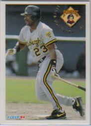 1994 Fleer #613 Lloyd McClendon