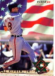 1994 Fleer All-Stars #21 Cal Ripken