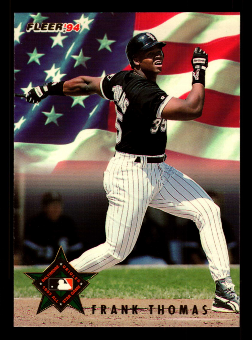 1994 Fleer All-Stars #23 Frank Thomas