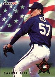 1994 Fleer All-Stars #43 Darryl Kile