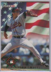1994 Fleer All-Stars #50 John Smoltz