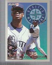 1994 Fleer Team Leaders #12 Ken Griffey Jr.